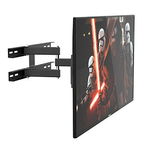 1homefurnit Articulation TV Bracket Cantilever Wall 37 40 42 47 55 60 63 70 LCD Plasma Screen