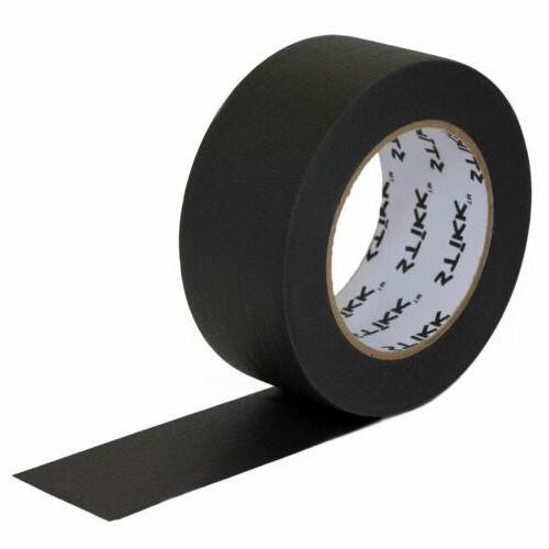 2 inch x 60yd black painters tape
