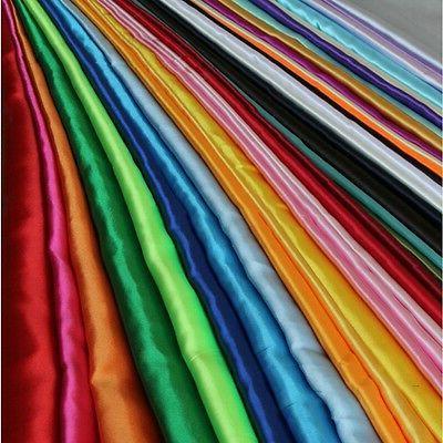 20 yards 60 inch satin fabric sash