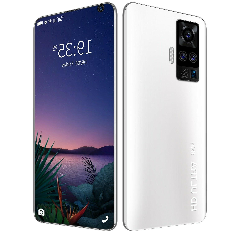 2021X60 Pro 12GB+512GB Phone Smartphone HD Ultra