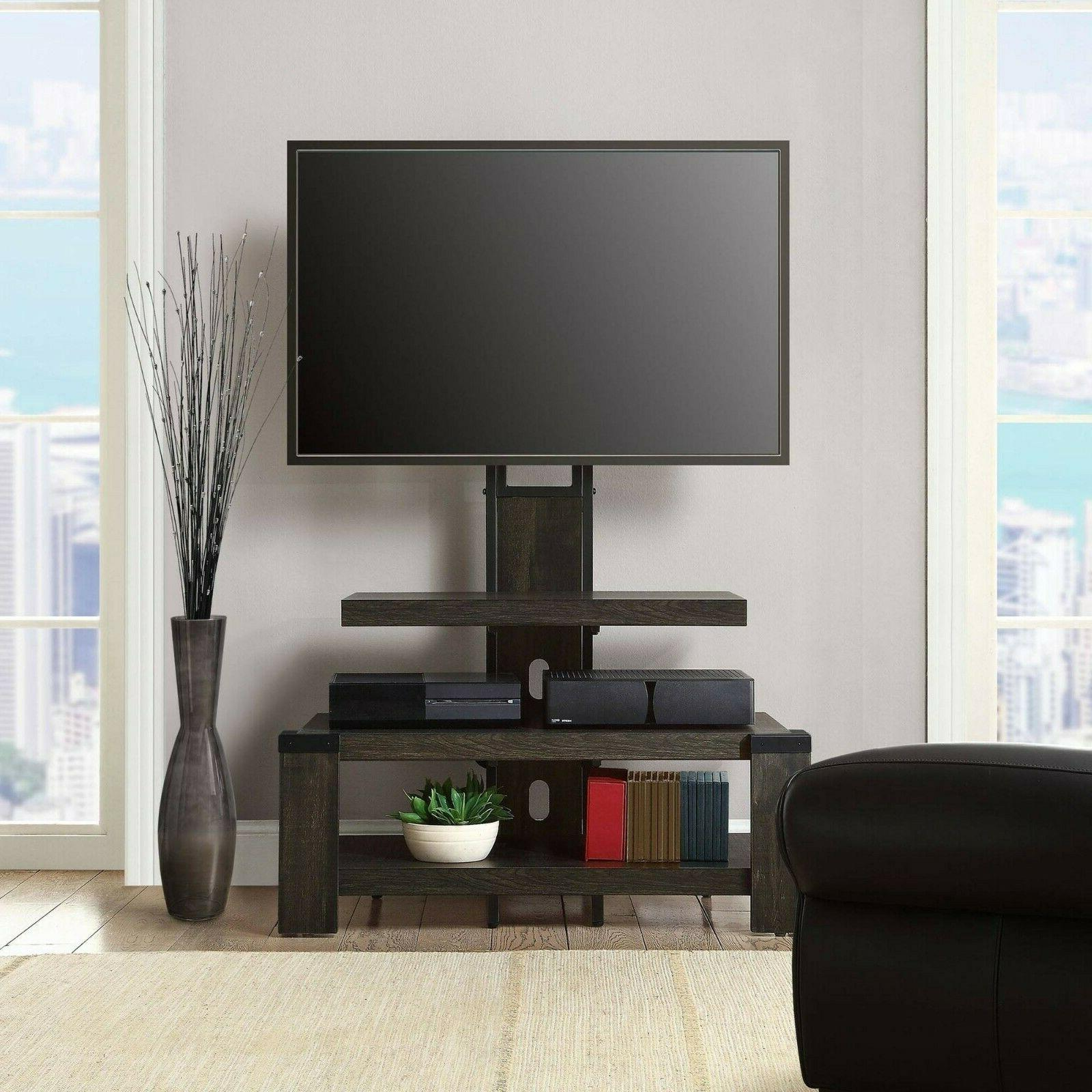 3-in-1 inch Flat Screen Entertainment Media Home Console New