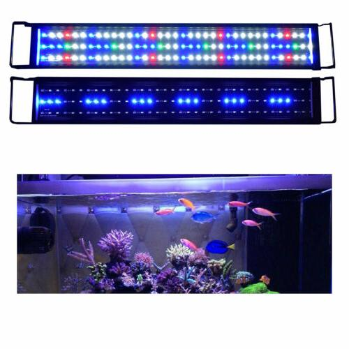 30-60inch Full Spectrum LED Fish Light Freshwater Marine