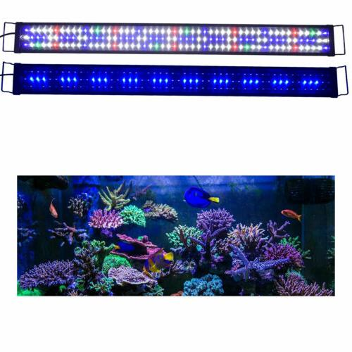 30 60inch full spectrum aquarium led light