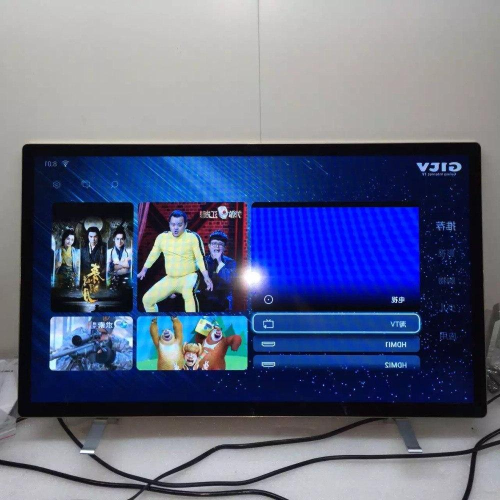 32 43 46 55 ips screen display lcd tft hd hdmi p1080 led TV internet