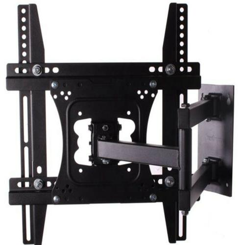"32-50"" TV Wall Mount Bracket LCD LED Plasma Flat Full Motion"