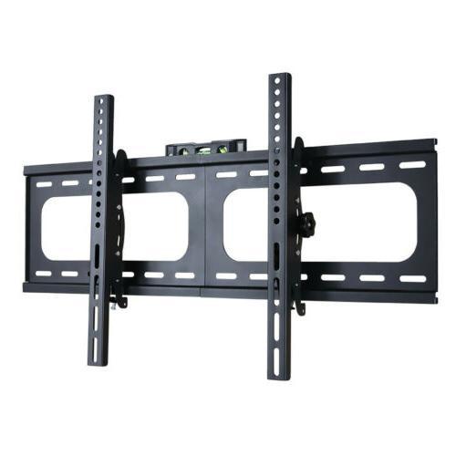 "32-75"" Plasma TV Slim Tilt Wall Bracket Up"