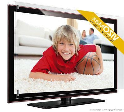58-60 TV Protector.Damage LED QLED HDTV