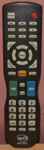 eTEC 32E700 Television Remote Controller