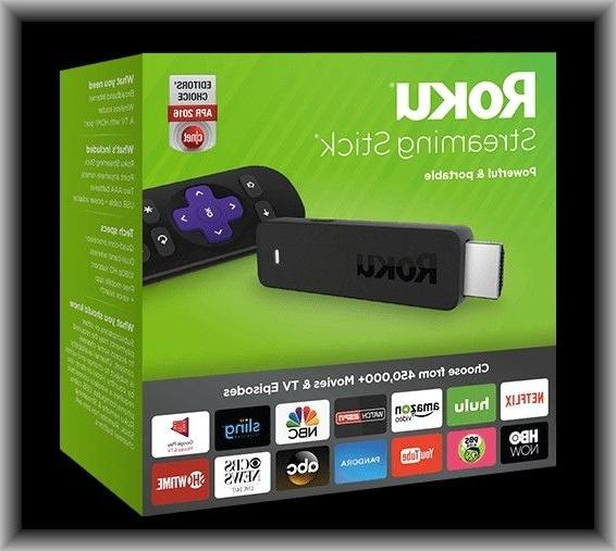 3600r streaming stick new in retail sealed