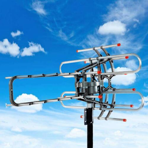 480Miles Long Range HD Digital Antenna TV HDTV Outdoor Anten
