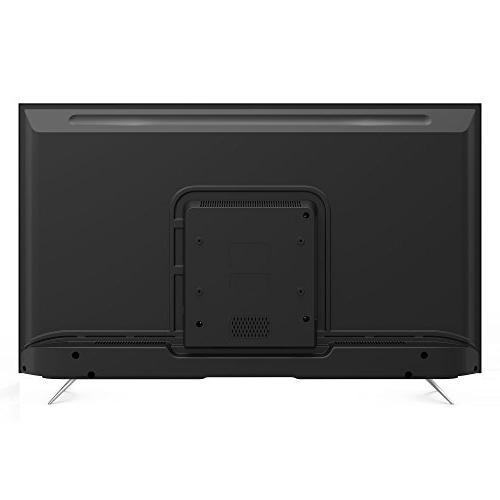 Hitachi 1080p Roku Smart LED Black