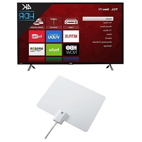 49s405 ultra roku smart tv