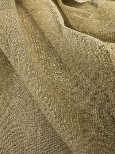4yards 60 wide Gold Mesh Tulle for Decoration