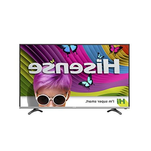 "Hisense 50h8c 50"" 2160p Led-lcd Tv - 16:9 - 4k Uhdtv - Black"
