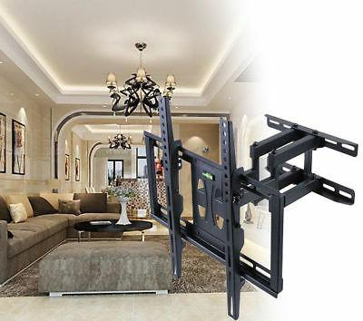 Ollieroo Full Motion TV Wall Mount VESA Bracket 32 46 50 55