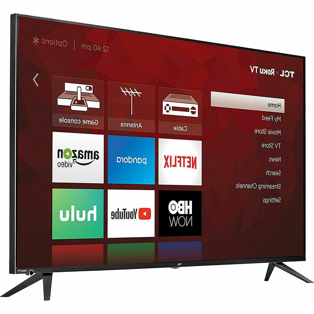 TCL 55-inch Dolby Vision HDR Smart TV 55R617