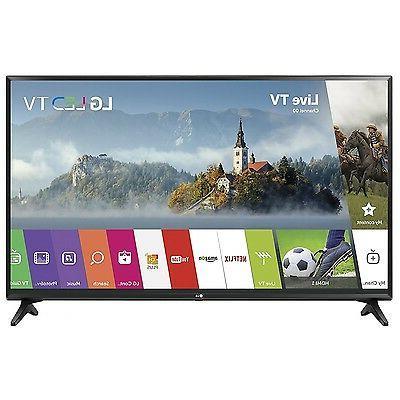 LG - 1080p Full LED TV