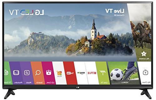 LG 55LJ5500 - 55-inch 1080p Full HD Smart LED TV