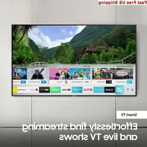 Samsung UN55NU7100 4K Smart TV