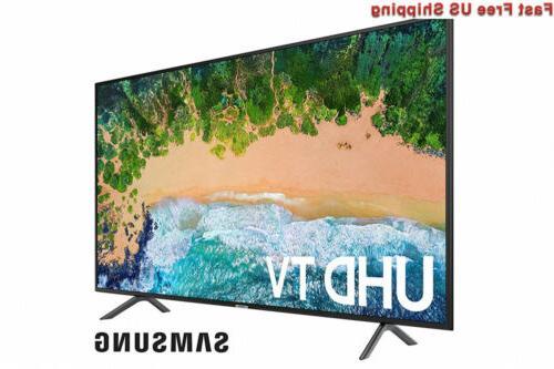 Samsung Flat 4K Series Smart TV