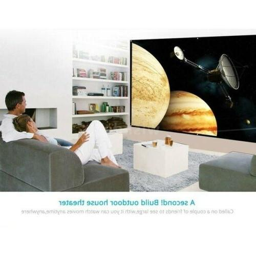 Projection Screen Home Theater Movie