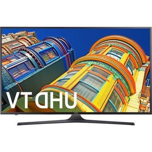 Samsung 60 Class Ultra HD TV UN60KU630DF