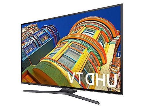 Samsung Class 4K Ultra HD Smart TV - UN60KU630DF
