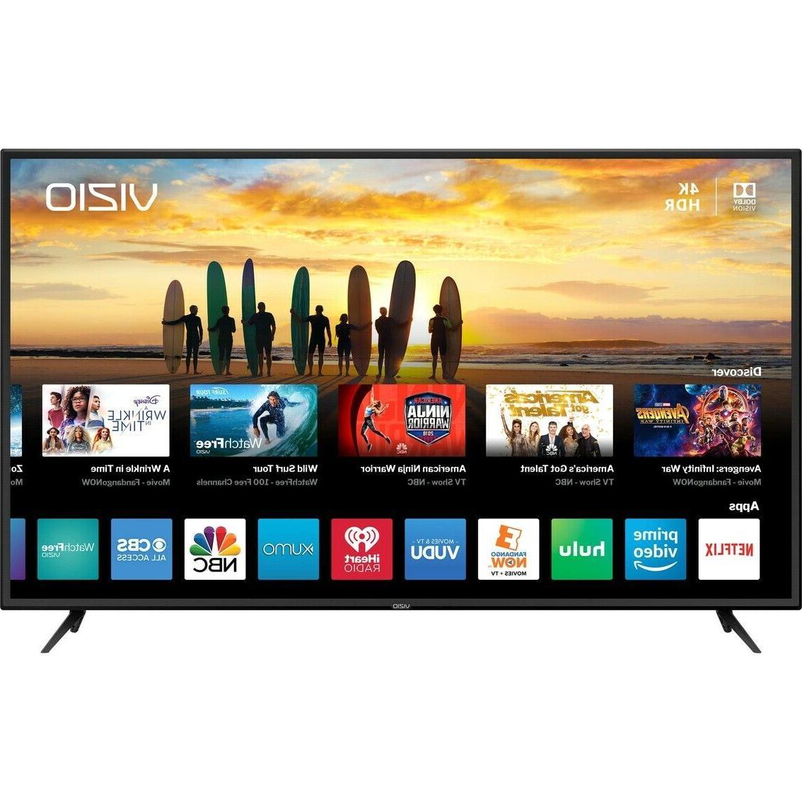 60 inch 4k hdr smart tv v605