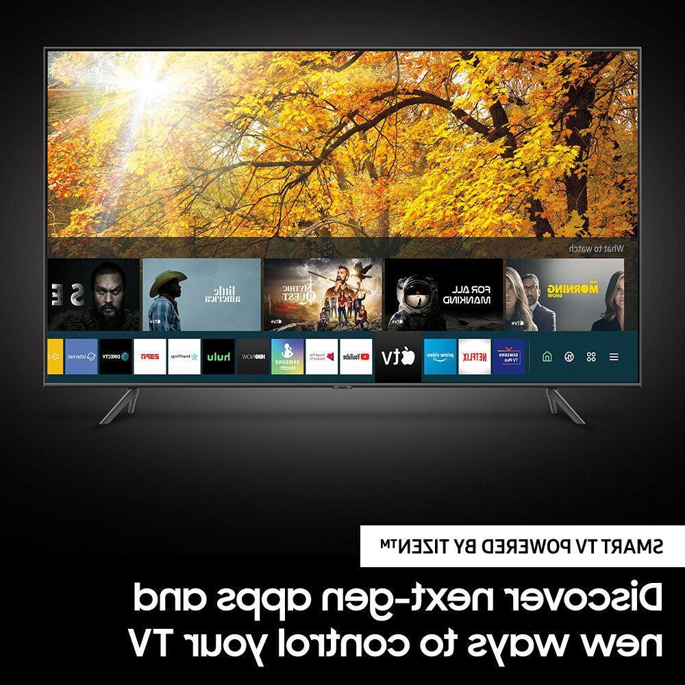 "Samsung 60"" LED TV 2020 7 120 Motion Rate Crystal UHD"