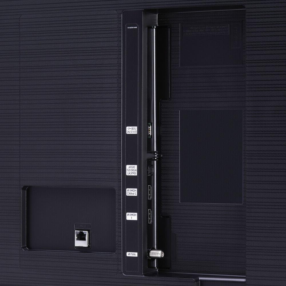 "Samsung 60"" LED TV 7 120 Rate Crystal UHD"