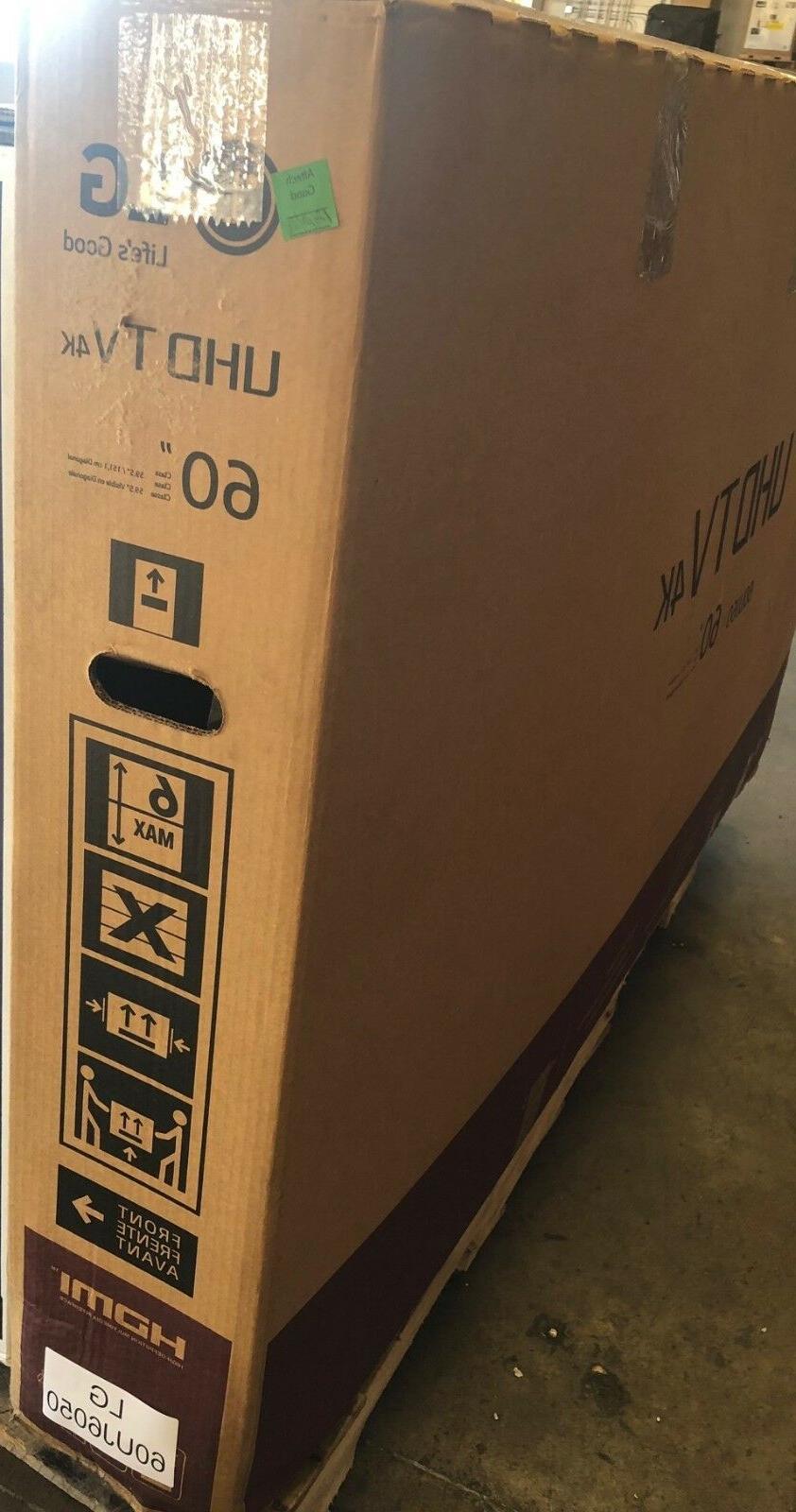 LG 60UJ6050 Inch 4K UHD LED HD 2160p