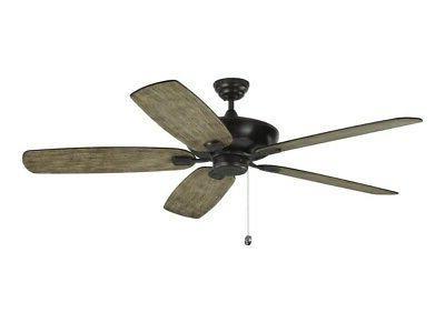60 inch 5 blade ceiling fan in