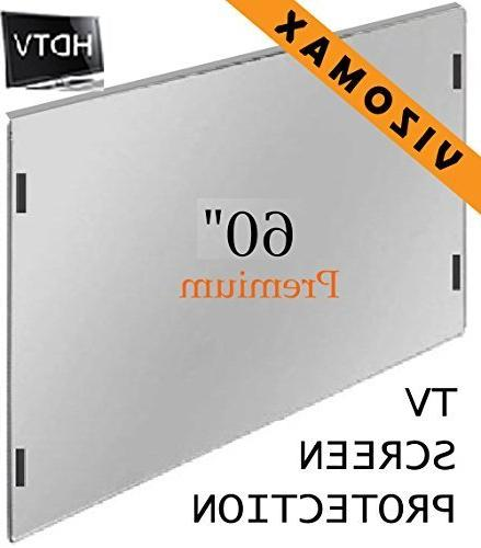 58-60 inch Vizomax TV Screen Protector for LCD, LED & Plasma