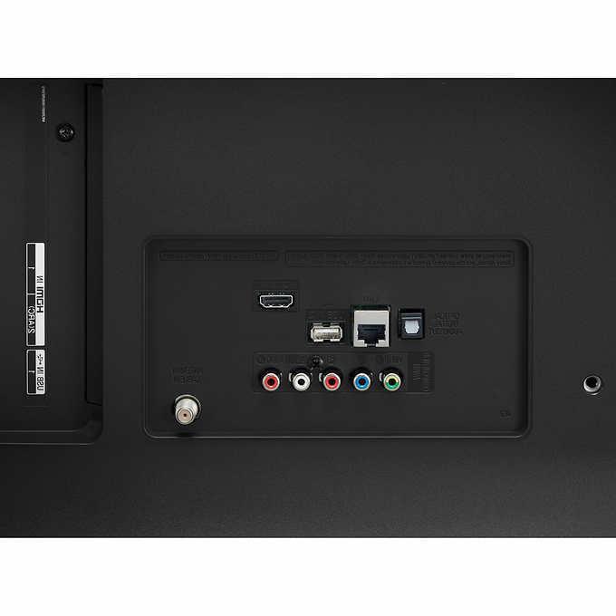 LG 4K HD LCD TV