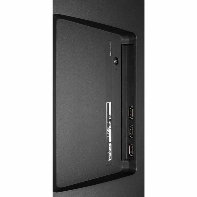 "LG 60"" Inch 4K HD LCD"