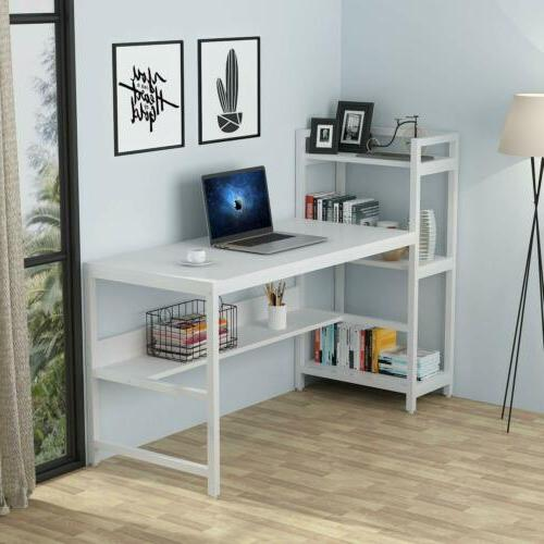 60 inch Compact Computer Desk For