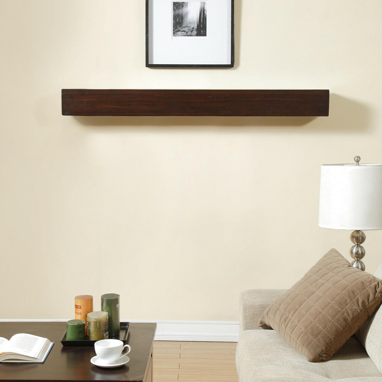 Shelf Mantel - Finish
