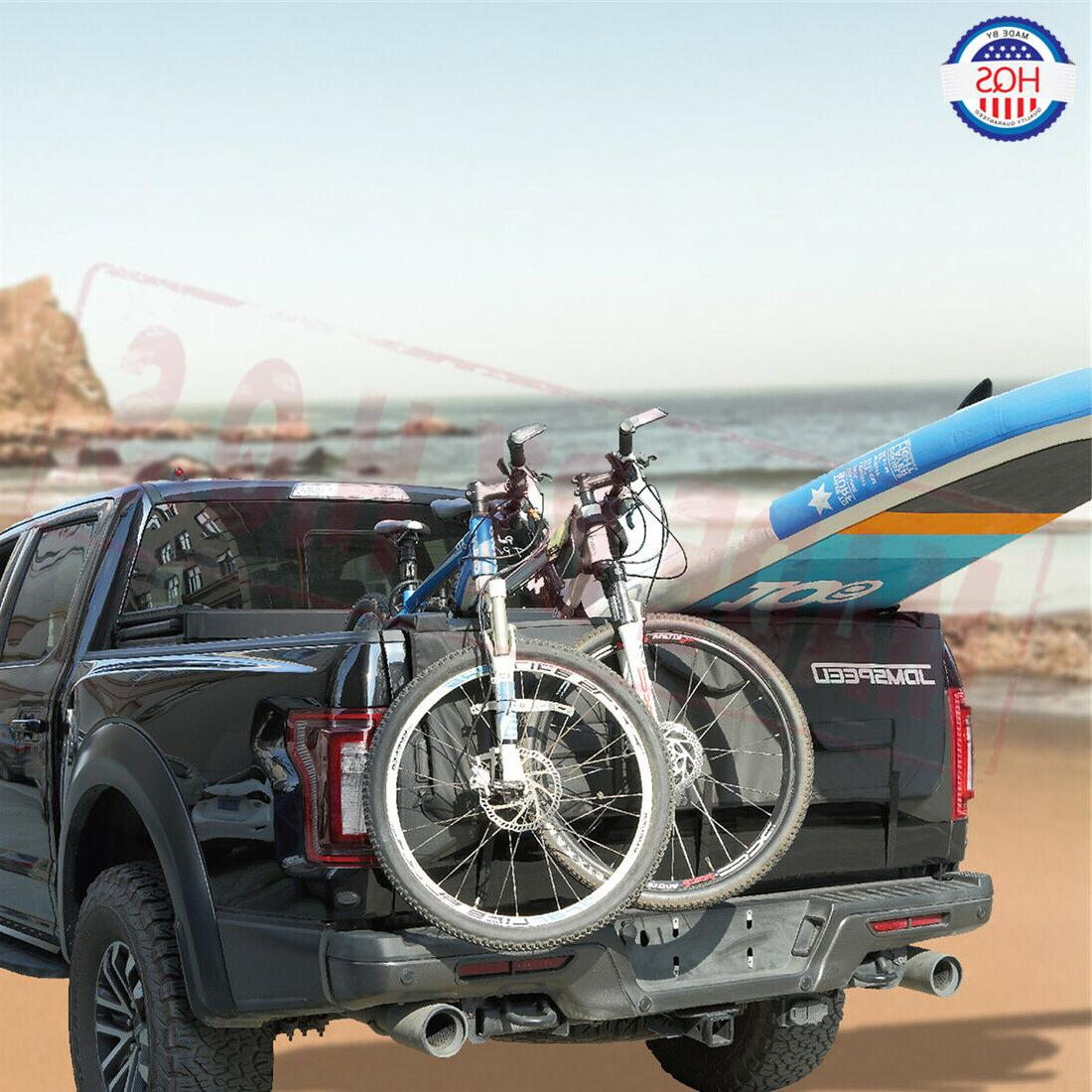 60 Size Truck Tailgate Surf Bike For Surfboard Bicycle