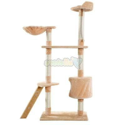 "60"" Pet House Cat Tower Tool"