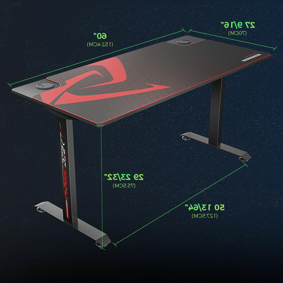 60 Inch Desk Mouse Pad