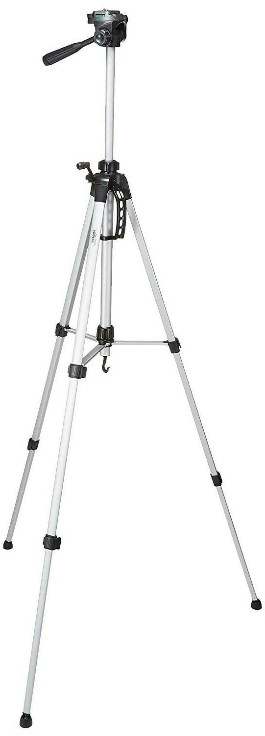 AmazonBasics 60-Inch Tripod with Bag Easy to Carry