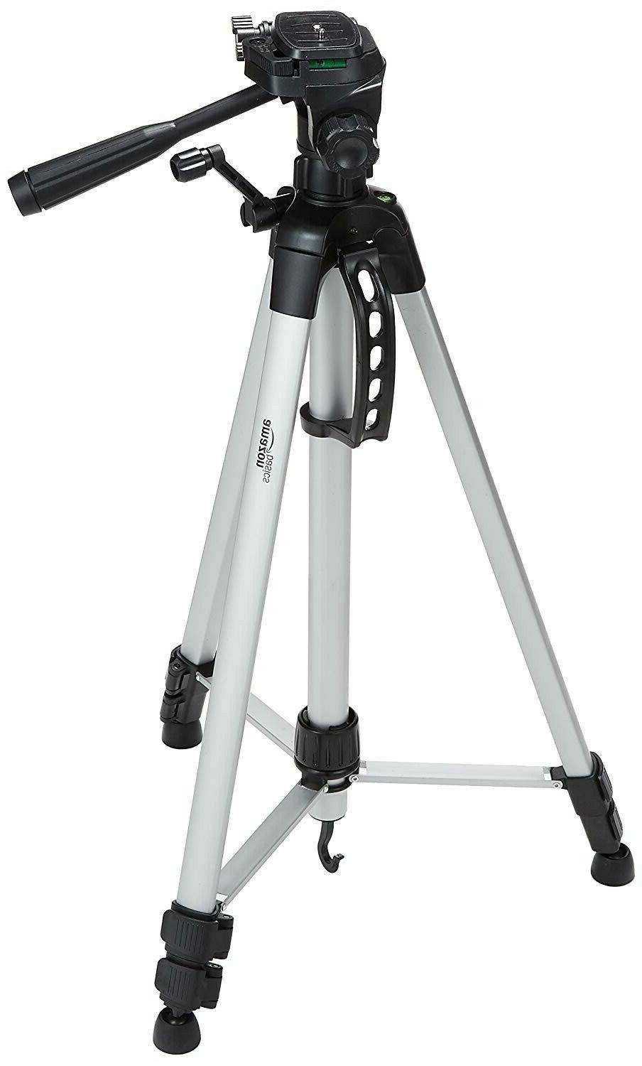 60 inch lightweight tripod with bag easy
