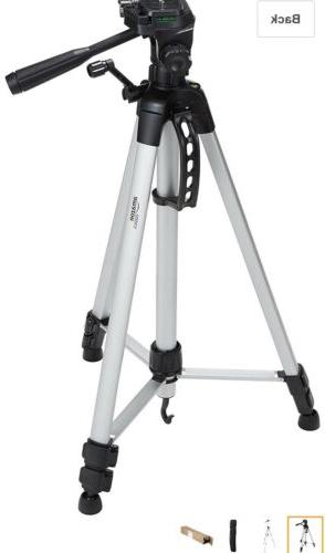60 inch lightweight tripod with bag