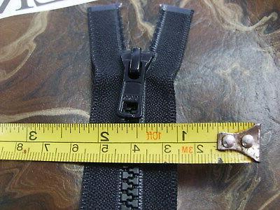 60 inch YKK ZIPPERS.BLACK or BOAT