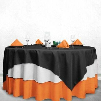 60 SimplyPoly Polyester Tablecloth