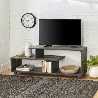 60 inch Solid Wood Console