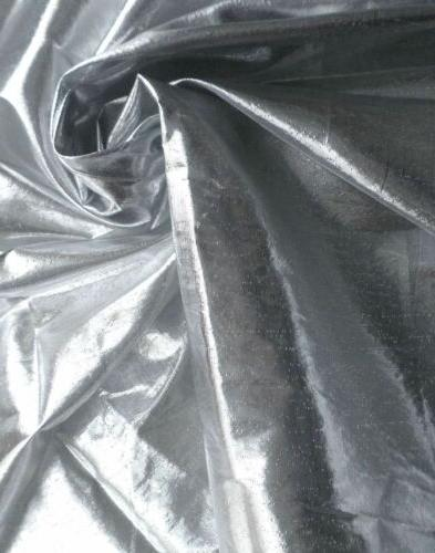 "60"" INCH Fabric Yard Shiny Decoration Metallic Wedding"