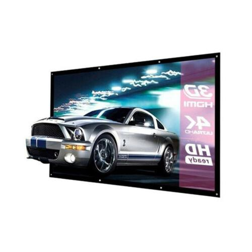 60inch Portable Screen Theater