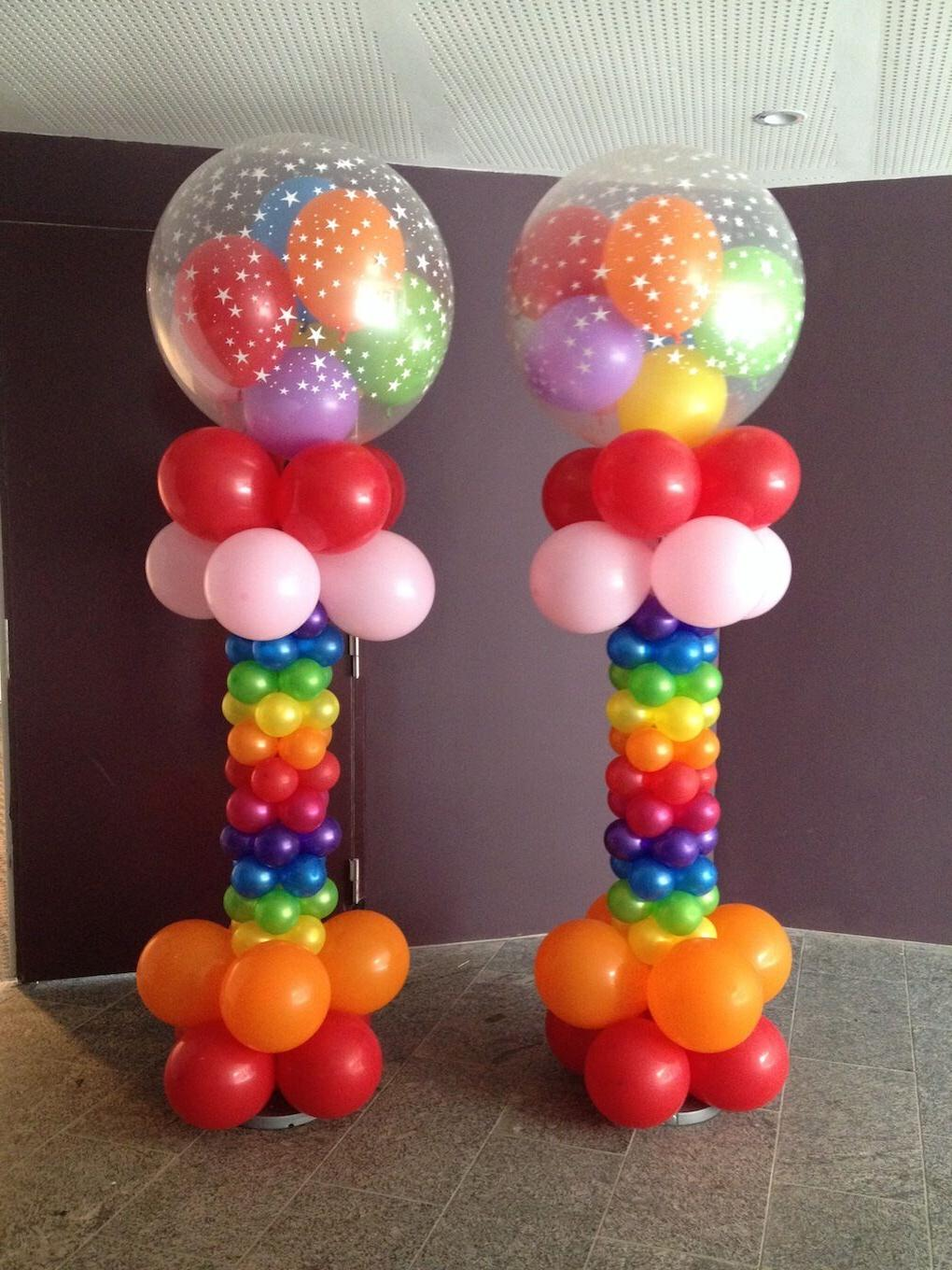 60inch Single Arch Base Display Stand Kit Balloons