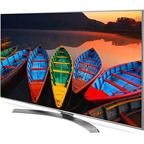 LG 60UH7700 UHD Smart w/ webOS 3.0 Flat Wall Mount includes Wall and Strip Dual USB Ports